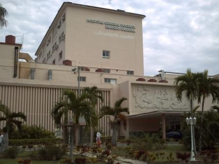 """Hospital Enrique Cabrera """"Actualmente"""""""