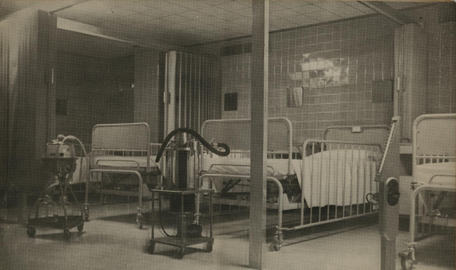 """Sala de  Cuidados Especializados""""Recuperación"""""""