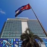 hotel con bandera