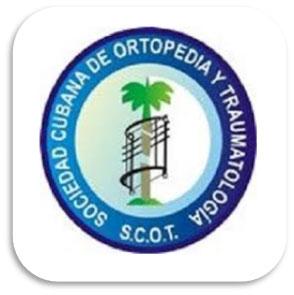 Logo de la Sociedad cubana de Ortopedia y Traumatología