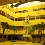Área central Centro de Eventos ORTOP, La Lisa, Cuba