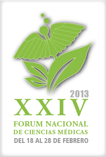 XXIV Foro Nacional de Ciencias Médicas