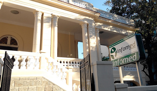 Centro Nacional de Información de Ciencias Médicas