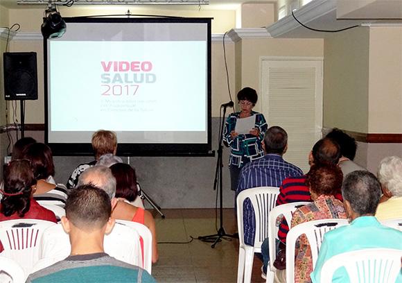 Segunda Jornada de VideoSalud. 2017